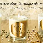 Ediciones de Navidad de Patricia de Nicolai: Or,  Myrrhe,  Encens