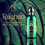 La felicidad de la colección de Al Rayhan Attar