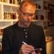 Andy Tauer visita Twisted Lily y la nueva fragancia Amber Flash de Tauerville