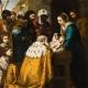 Los regalos de Navidad de los 3 reyes magos: Franquincienso, mirra y oro