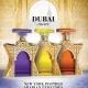 Bond No 9 Colección Dubai: Dubai Amber, Dubai Amethyst, Dubai Citrine