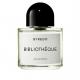 Byredo new fragrance: Bibliothèque