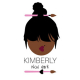 Kimberly New York: Artsy, Bubble, Dimple & Poetry